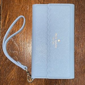 iPhone X/XS Kate Spade Magnetic Wrist Case